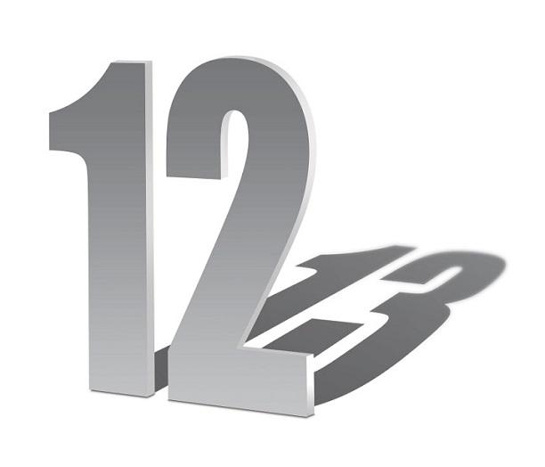 Dwanaście