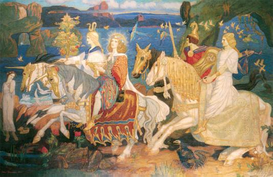 Tuatha de Danaan